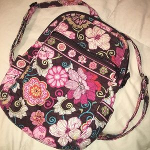 Vera Bradley small floral backpack